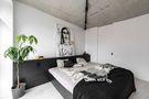 70平米现代简约风格卧室家具图片