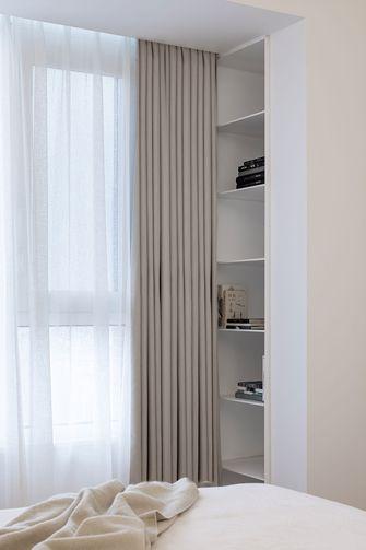 140平米三室两厅日式风格书房设计图