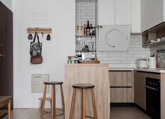 60平米公寓日式风格餐厅装修案例