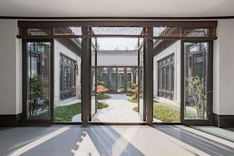 110平米中式风格阳光房图片大全