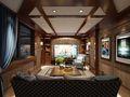140平米复式美式风格影音室设计图