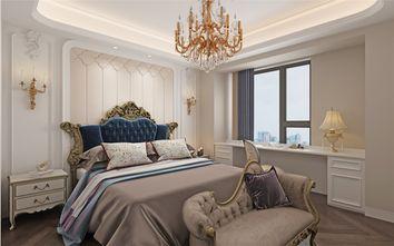 120平米四室四厅美式风格卧室效果图