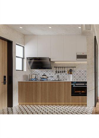 5-10万40平米小户型日式风格厨房效果图