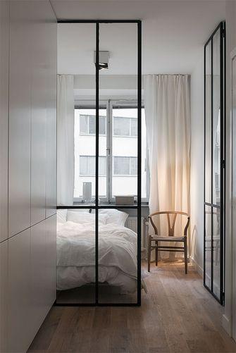 70平米一室一厅北欧风格卧室设计图