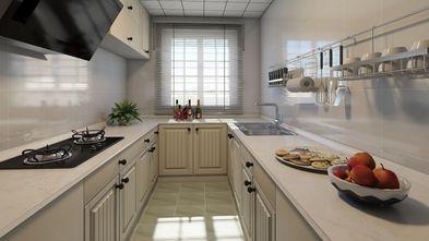 80平米新古典风格厨房装修案例