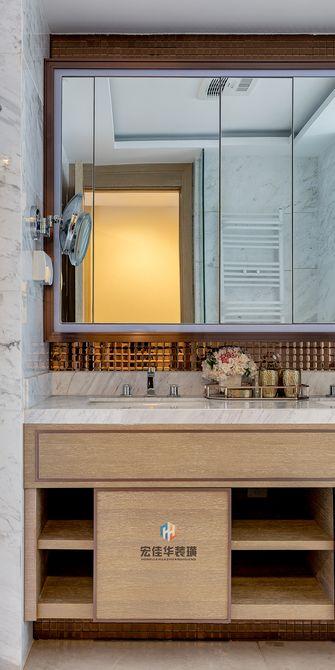 140平米四室三厅美式风格卫生间效果图