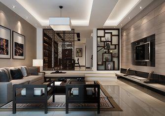 30平米以下超小户型中式风格客厅装修图片大全