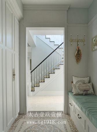 20万以上140平米复式法式风格楼梯图