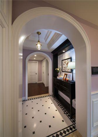 110平米美式风格走廊装修效果图