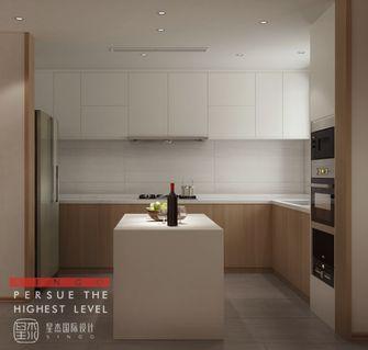 140平米别墅日式风格厨房装修案例