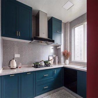 120平米四室一厅宜家风格厨房图片