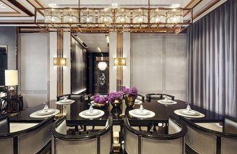 80平米新古典风格餐厅装修效果图