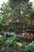 140平米别墅田园风格其他区域欣赏图