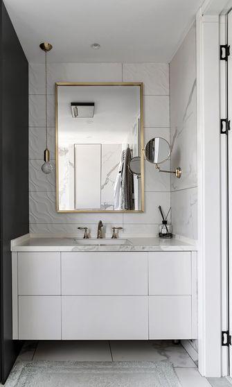 140平米四室两厅法式风格卫生间装修案例