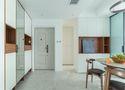 100平米三室一厅北欧风格玄关装修案例
