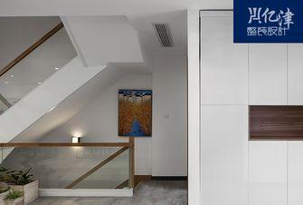 经济型100平米复式北欧风格楼梯装修图片大全
