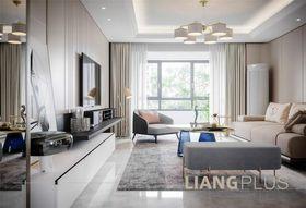 60平米其他風格客廳裝修案例
