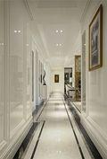 140平米四室两厅欧式风格走廊图片大全