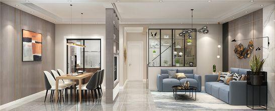 140平米复式混搭风格走廊设计图