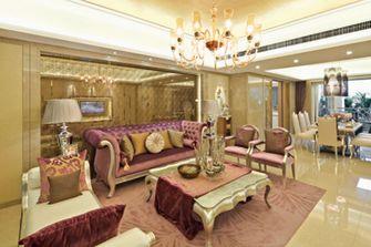 100平米欧式风格客厅装修效果图
