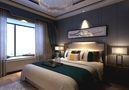 140平米四室两厅中式风格卧室欣赏图