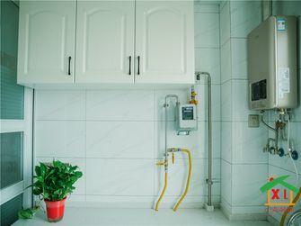 110平米三室两厅现代简约风格厨房装修效果图