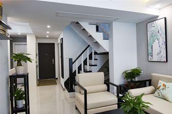 90平米复式现代简约风格楼梯间欣赏图