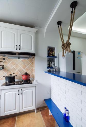 50平米小户型地中海风格厨房装修案例