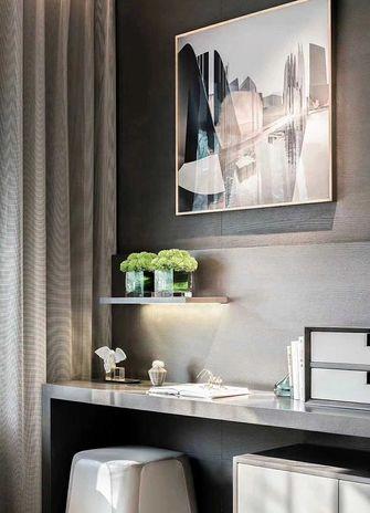 110平米三室一厅英伦风格卧室欣赏图