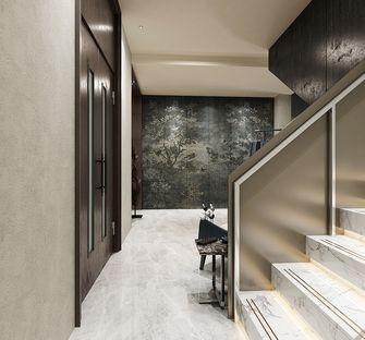 140平米日式风格楼梯间图片