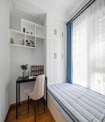 110平米三室一厅现代简约风格卧室效果图