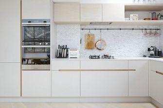 60平米公寓宜家风格厨房欣赏图