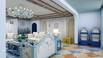 140平米四室两厅地中海风格客厅装修效果图
