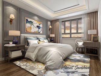 15-20万90平米欧式风格卧室设计图