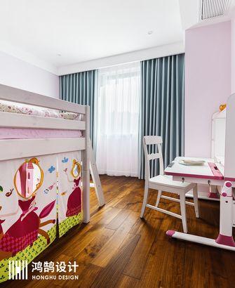 140平米四美式风格儿童房装修图片大全