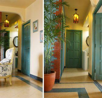 140平米三室两厅东南亚风格走廊装修效果图