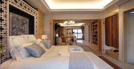 80平米东南亚风格卧室装修案例