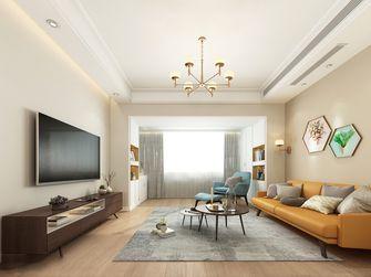 110平米三室两厅其他风格阳台装修图片大全