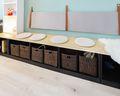 50平米一室一厅宜家风格厨房欣赏图