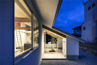 120平米日式风格阳光房欣赏图