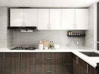 70平米混搭风格厨房效果图