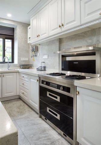 130平米复式美式风格厨房图
