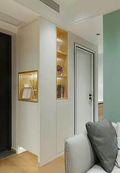 50平米公寓日式风格走廊图片大全