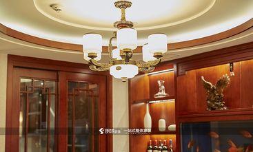 70平米三室两厅中式风格储藏室装修案例