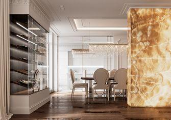 140平米四室一厅欧式风格餐厅效果图