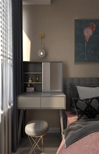 110平米三室两厅现代简约风格梳妆台装修效果图