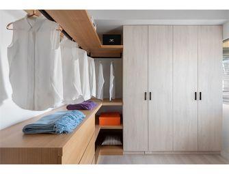 100平米三室两厅日式风格衣帽间装修效果图