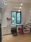 富裕型30平米以下超小户型美式风格厨房效果图