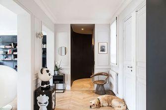 100平米三室两厅法式风格玄关图片