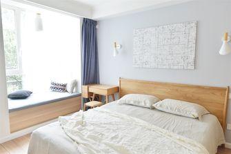 70平米公寓中式风格卧室装修效果图